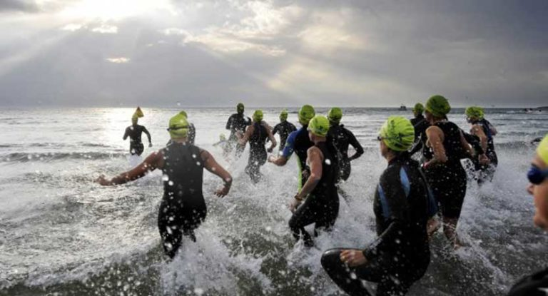A Triathlete's Relationship with Water #1